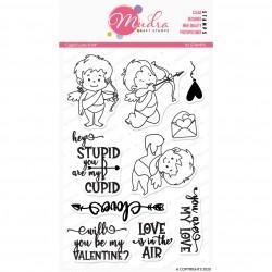 Mudra Craft Stamps - Cupid Love