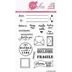 Mudra Craft Stamps - Mail Delight