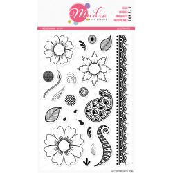 Mudra Craft Stamps - Mendhika