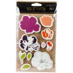 Prima Ink N Layer Stamp - Fragrant Flora