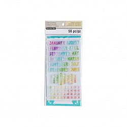 Recollections Planners Stamp and Stencil Set (501850)
