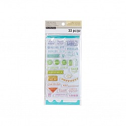 Recollections Planners Stamp and Stencil Set (501852)