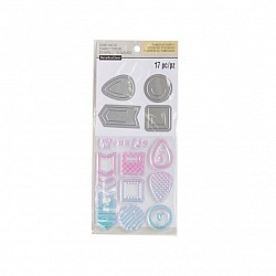 Recollections Planners Stamp and Die Set (501842)