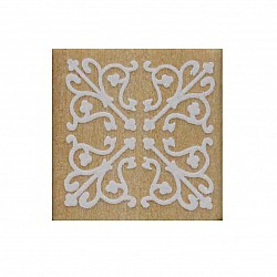 Wooden Rubber Stamp Set - Design 2