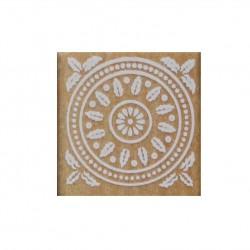 Wooden Rubber Stamp Set - Design 5