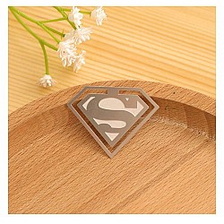 Metal Bookmark - Superhero