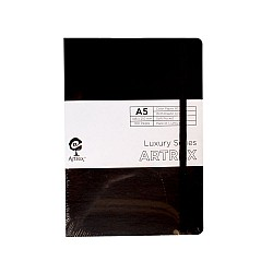 Artrex 80 gsm coloured A5 Notebooks (Luxury Series)