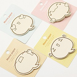 Sticky Notes or Memo Pads - Cute Faces