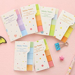 Sticky Notes or Memo Pads - Colorful