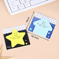 Sticky Notes or Memo Pads - Shaped Memo Pads