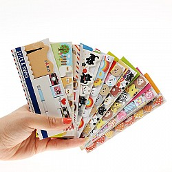 Sticky Notes or Memo Pads - Patterned