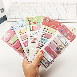 Sticky Notes or Memo Pads - Cute Patterns