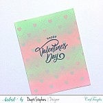 CrafTangles Photopolymer Stamps - Valentines Day