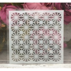 5by5 inch stencils - Geometric Pattern 3