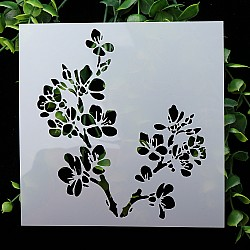 Stencil - Flowers (5 by 5 inch) CHCS-47