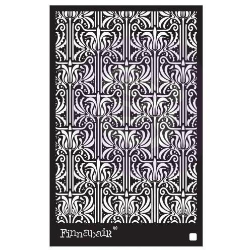 Prima Marketing Finnabair Stencil 6X9 - Iris Tapestry
