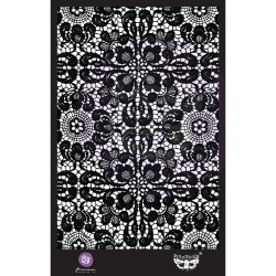 "Prima Marketing Finnabair Stencil 6""X9"" - Ornate Lace"