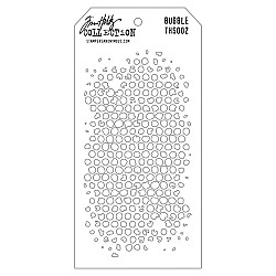 Tim Holtz Layering Stencil - Bubble