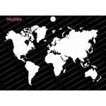 Mudra Stencils - Map