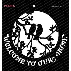 Mudra Stencils - Welcome 1