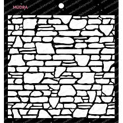 Mudra Stencils - Bricks
