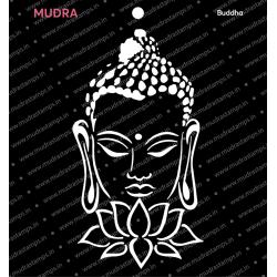 Mudra Stencils - Buddha