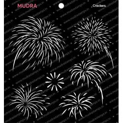 Mudra Stencils - Crackers