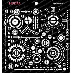 Mudra Stencils - Steampunk