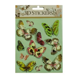 3D Stickers by LianFa (Medium) - Design 22