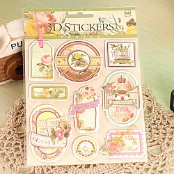 3D Stickers by Eno Greeting (SS1513)