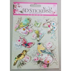 3D Stickers by Eno Greeting - Design 5