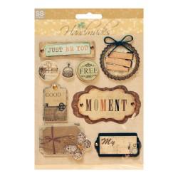Handmade Stickers - Moment