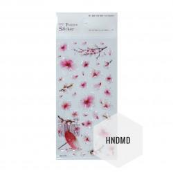 Epoxy Stickers - Sakura flowers