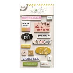 Stickers by LianFa  - Make Plans