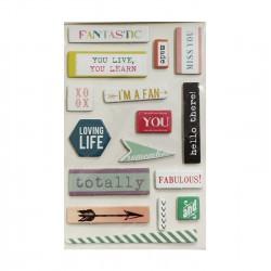 Stickers by LianFa  - Fantastic