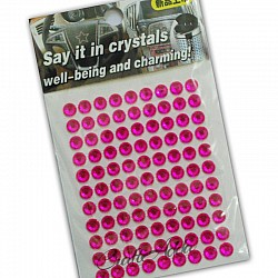 Say it in crystals - Bling Stickers