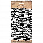 Tim Holtz Idealogy Chitchat Stickers