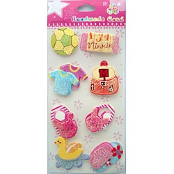 Toys for Kids Glitter Sticker