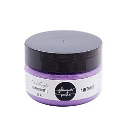 CrafTangles Glimmer Paste - Amethyst