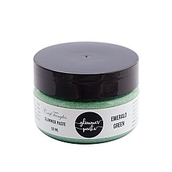 CrafTangles Glimmer Paste - Emerald Green