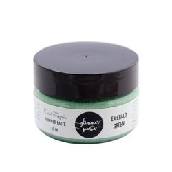 CrafTangles Glimmer Paste - Emerald Green