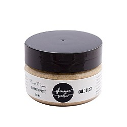 CrafTangles Glimmer Paste - Gold Dust