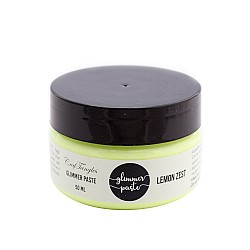 CrafTangles Glimmer Paste - Lemon Zest