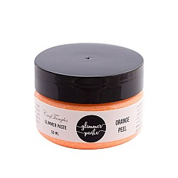 CrafTangles Glimmer Paste - Orange Peel