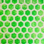 CrafTangles Glimmer Paste - Spring Green