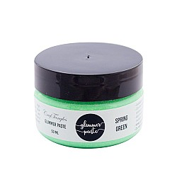 CrafTangles Glimmer Paste - Spring Green