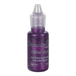 Dovecraft Classic Glitter Glue - Amethyst