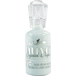 Nuvo Crystal Drops - Duck Egg Blue (1.1 oz)