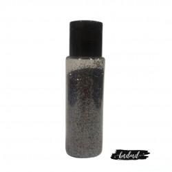Fine Glitter - Dark Grey
