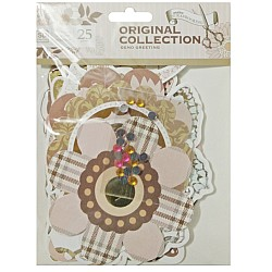 EnoGreeting Die Cut Pack (25 pcs) - Design 4